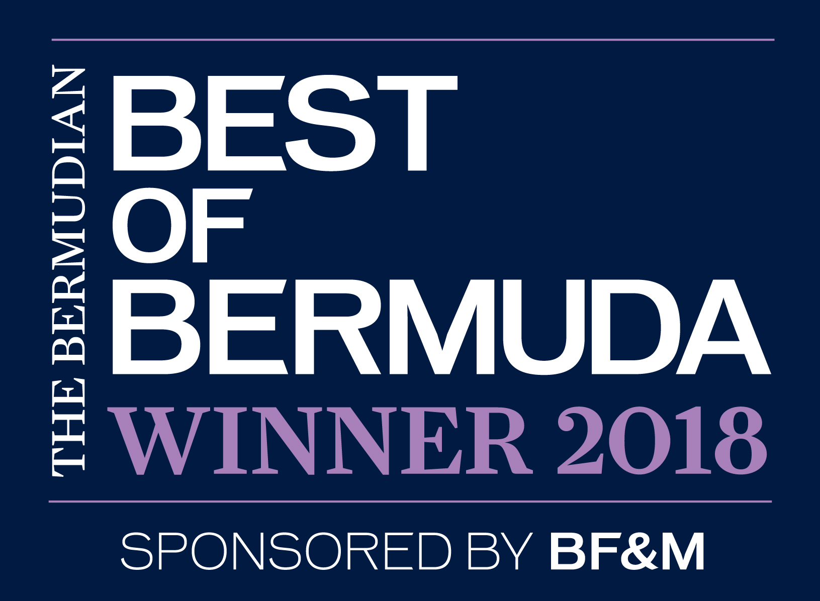 Best of Bermuda's best Charity/Community Service